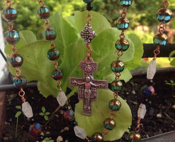Check out this item in my Etsy shop https://www.etsy.com/ca/listing/236440241/hey-mary-peace-beads-by-tr-jackson