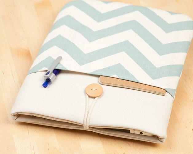Notebook-Sleeves - Laptoptasche / Macbook pro 13 Hülle - ein Designerstück von nimoo bei DaWanda