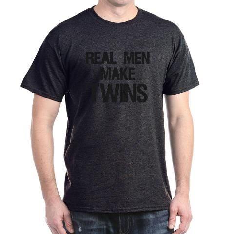 Make Twins Dark T-Shirt - Fashion Deals