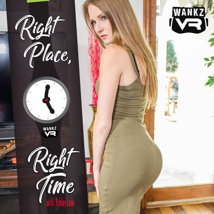 "Fortune favors the bold! Catch Ashley Lane on the rebound in ""Right Place Right Time"" at WankzVR... #WankzVR #VR #virtualreality #newrelease #instacool #amazing #girl #beautiful"