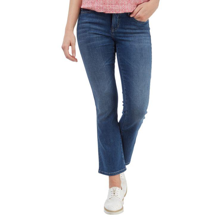 | Cambio #Stone #Washed #5-Pocket-Jeans #für #Damen