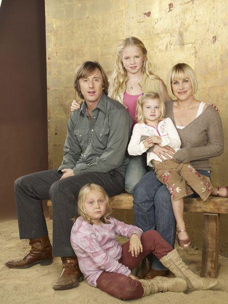 The Dubois family, Ariel, Joe, Marie, Allison & Bridgette <3