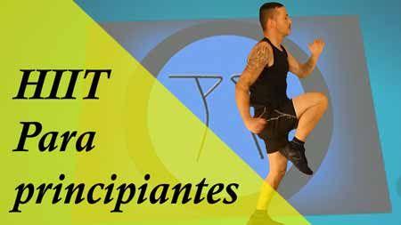 Los entrenamientos a intervalos de alta intensidad son los más efectivos para quemar grasa, por eso os traemos un entrenamiento HIIT para principiantes.