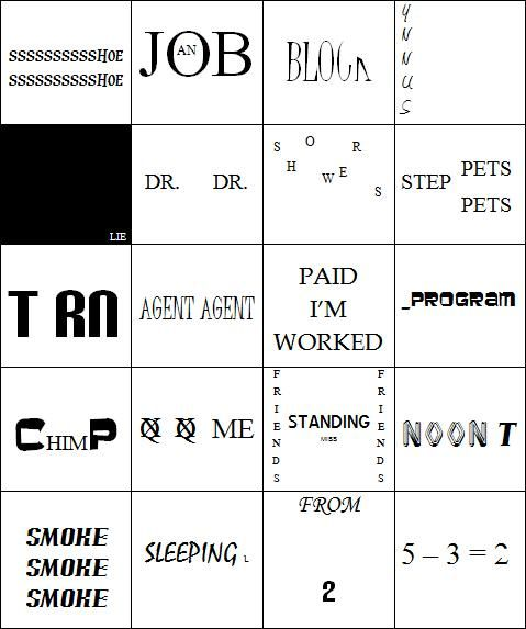 Word Puzzles Brain Teasers Http Brainden Com Forum Index