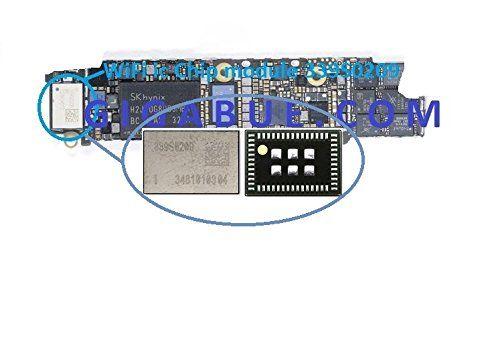 Wifi IC chip Module 339s0209ON Motherboard para placa base iPhone 5C - http://www.tiendasmoviles.net/2017/09/wifi-ic-chip-module-339s0209-on-motherboard-para-placa-base-iphone-5-c/