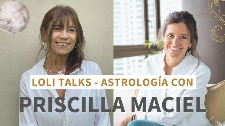 """Astrología con Priscilla Maciel de """"Los Astros Dicen"""" Los Astros, Decir No, Youtube, Signs, Vegetarian, Xmas, Vows, Interview, People"""