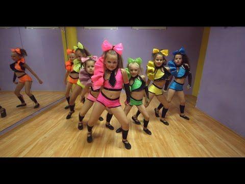 """Танец """"Чунга-чанга"""" - YouTube"""