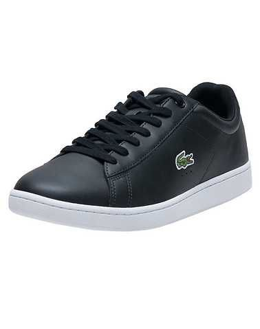 #FashionVault #lacoste #Men #Footwear - Check this : LACOSTE MENS Black Footwear / Casual for $89.99 USD