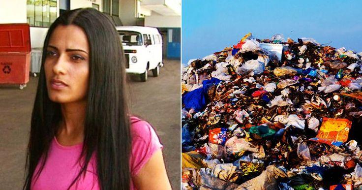 Kejujuran gadis pengutip sampah, ditawar jadi model iklan - http://malaysianreview.com/124971/kejujuran-gadis-pengutip-sampah-ditawar-jadi-model-iklan/