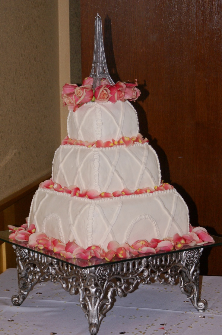 17 Best Images About Eiffel Tower Cakes On Pinterest
