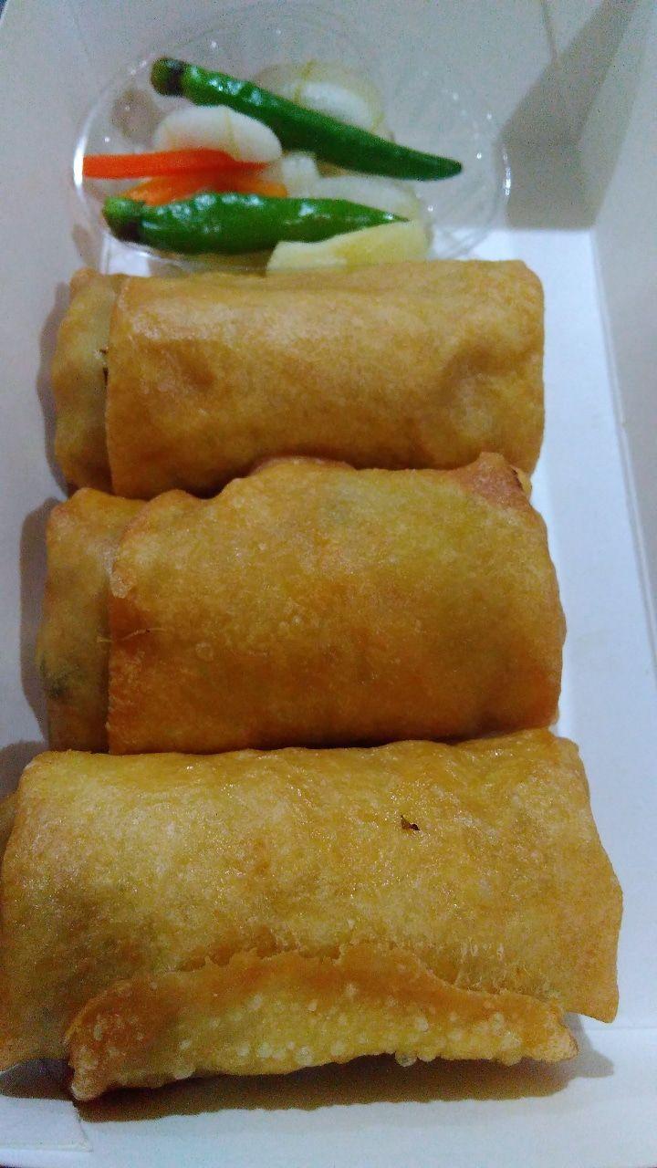 Lumpia Jamur Jejamuran Resto Jamur
