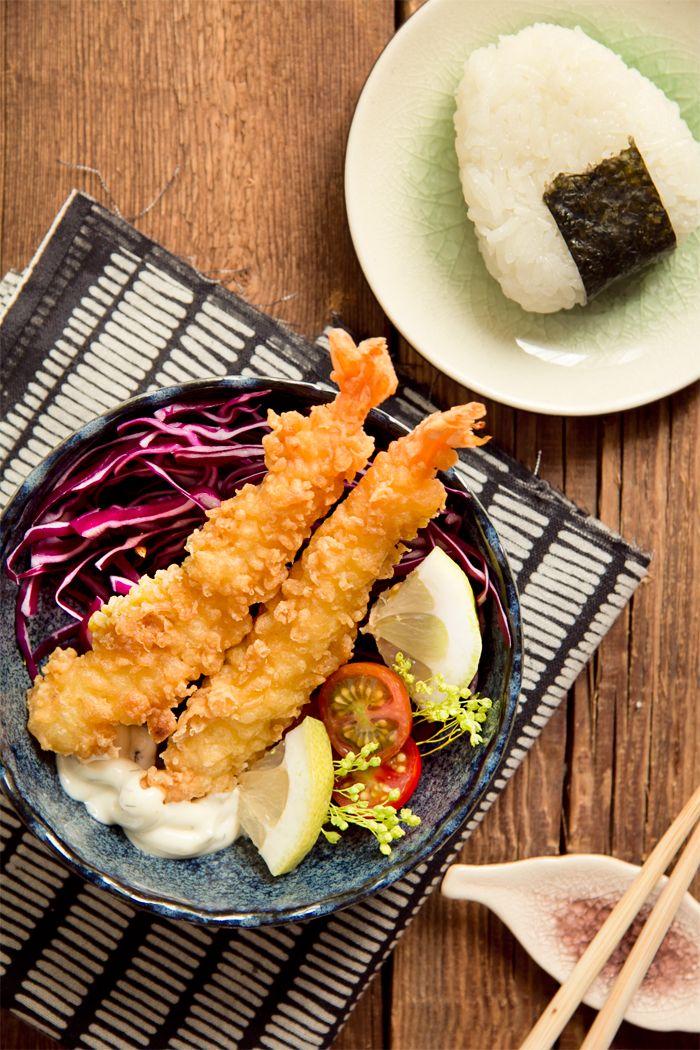 De vraies crevettes japonaises, mais où les trouver? Listo, ya!. 1.Ebi Tempura.
