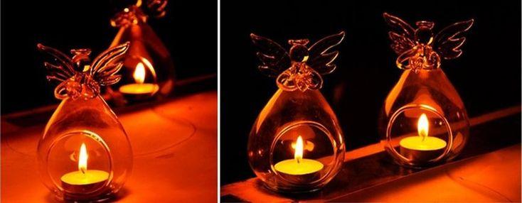 Hanging Candle Holder | Wedding Decor | Hotel Decoration | Romantic Dinner | Candle Light Dinner | Flower Vase | Glass Candle Holder | Glass Bulb | Glass Terrarium