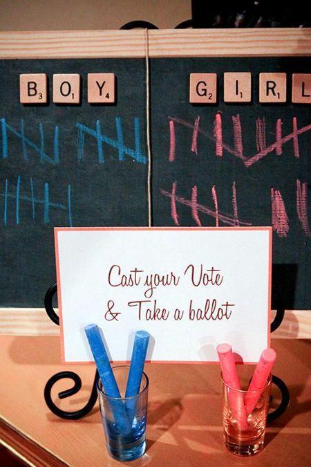 gender reveal party ideas   Gender Reveal Party Ideas!   Happy Home Fairy
