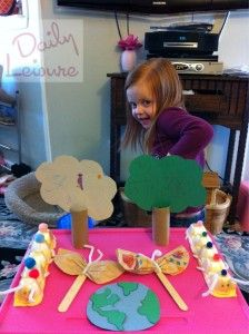 Earth Day Crafts for Kids! - Daily Leisure