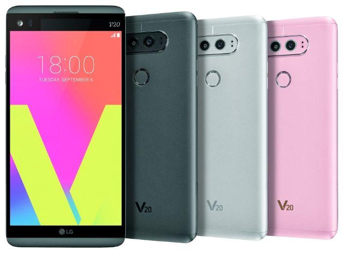 Подробные характеристики смартфона LG V20, отзывы покупателей, обзоры и обсуждение товара на форуме. Выбирайте из более 5 предложений в проверенных магазинах.
