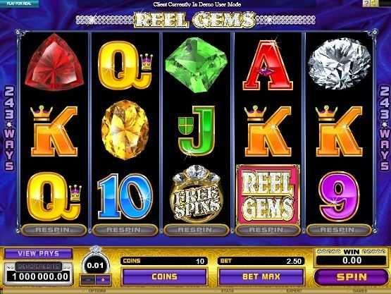 Reel Gems – Free Slot Game  http://www.onlinecasinoguru.com/?p=47177