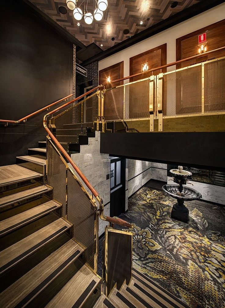 The Bourbon, Darlinghurst, 2013 - Paul Kelly Design