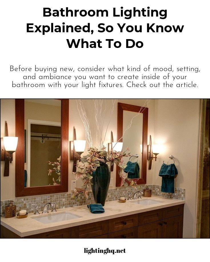 Read more about bathroom light fixtures modern  Lighting in 2018