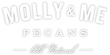 Molly & Me Pecans.  Perfect Pecans for the pantry from www.mollyandmepecans.com