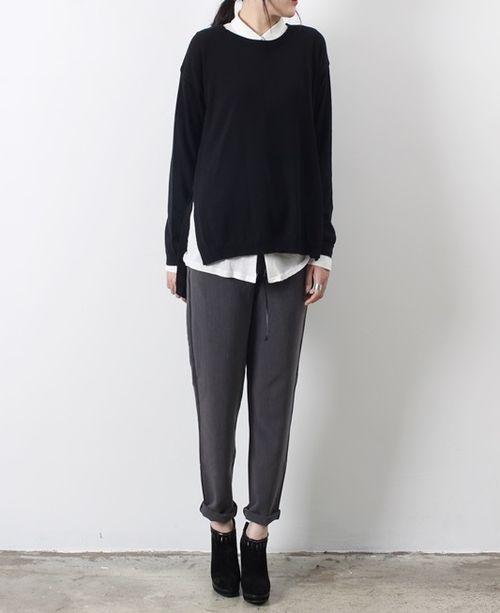 Minimal Classic Tapered Pant With Heel Fashion Style Pinterest Comportamento E Pessoa