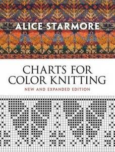 Charts for Color Knitting by Alice Starmore (Paperback, 2011)