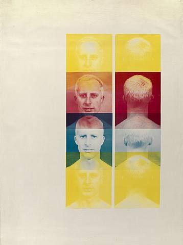 Vertical Progressive  - Billy Apple