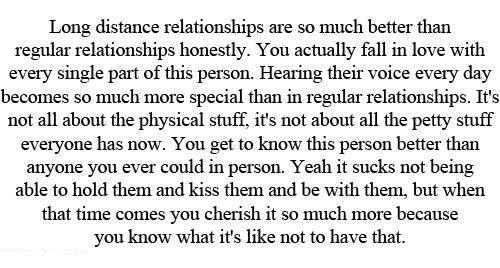 Essay on long distance relationships