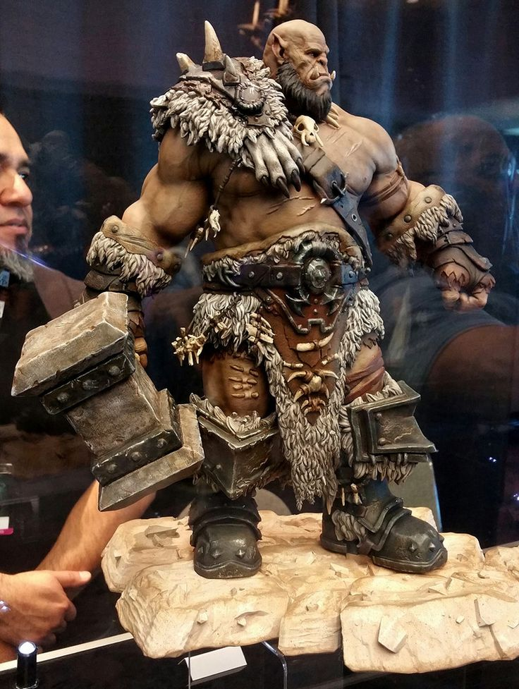 orgrim statue for sale - Поиск в Google