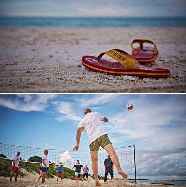 EMR | 2015 Entre formations de haut niveau et moments de loisirs sur la plage, la GLT a pris du bon temps ce week-end avec Forever ! Et cela ne fait que commencer !!!  #EMR15