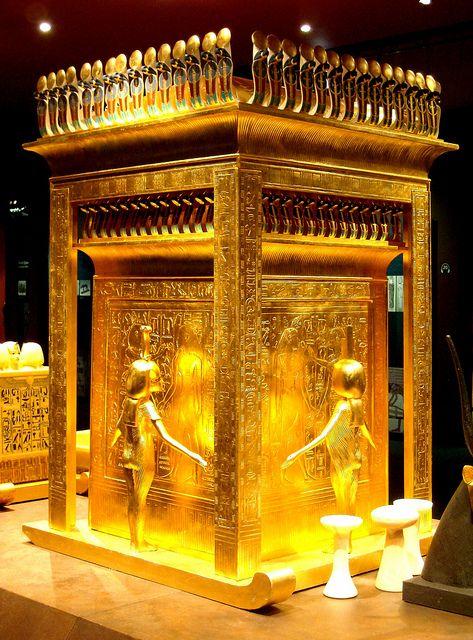 Tesoros de Tutankhamun Más