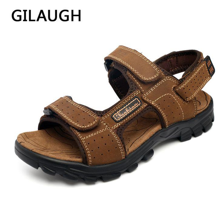 Les Sandales d'été pour les hommes Outdoor Soft Light Casual Chaussures antidérapants 9iF1IKXXcN