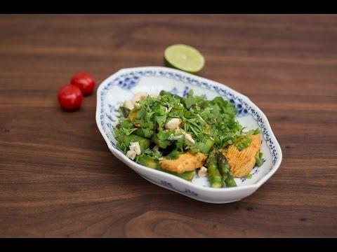 Aftensmad på 5:2 Kuren: Thai kylling (290 kalorier)