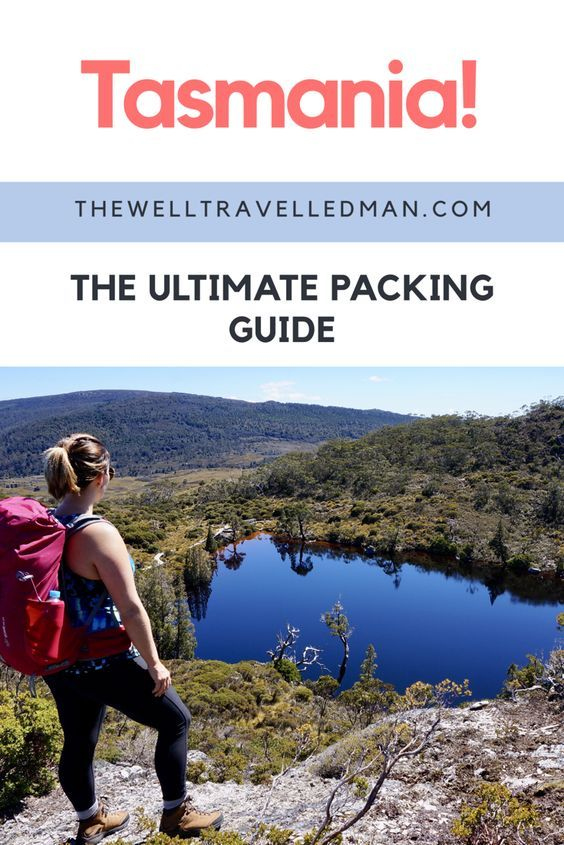 Heading to Tasmania, Australia? Click here for your ultimate packing guide!