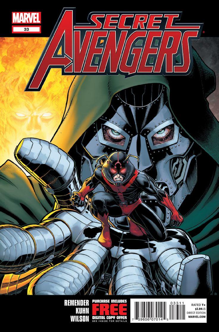 Secret Avengers vol 1 #33