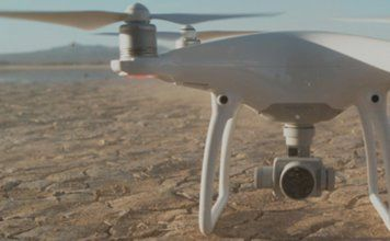The Australian Defence Force (ADF) briefly stops flying Chinese drones