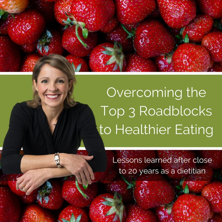 READ Andrea's article on Overcoming the Top 3 Roadblocks to Healthier Eating - including a FREE DOWNLOAD of a #nutrition  #scorecard where you can assess your eating habits. Find YOUR areas of opportunity, and success