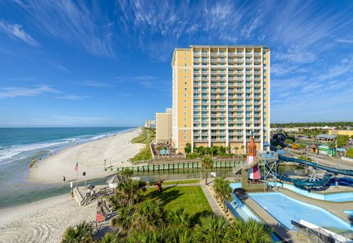 Myrtle Beach Oceanfront Hotels Put The Within Reach