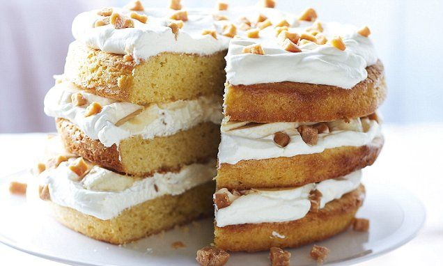 The Great British Bake Off's most scrumptious recipes: Seven classic cakes you MUST try | Daily Mail Online