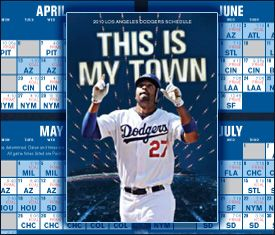 Dodger Baseball - Free 2016 Pocket Schedule - http://gimmiefreebies.com/topic/dodger-baseball-free-2016-pocket-schedule/