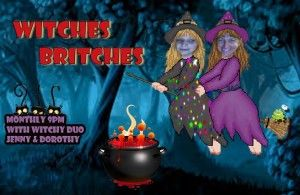 Witches Britches fires up on April 28th, it is devoted to empowerment, including how to make a grimoire, your personal oracle deck, runes and how to use them as well as spells every month.. we have a group and forum to link to any materials you may need and answer any questions you have weeeee...