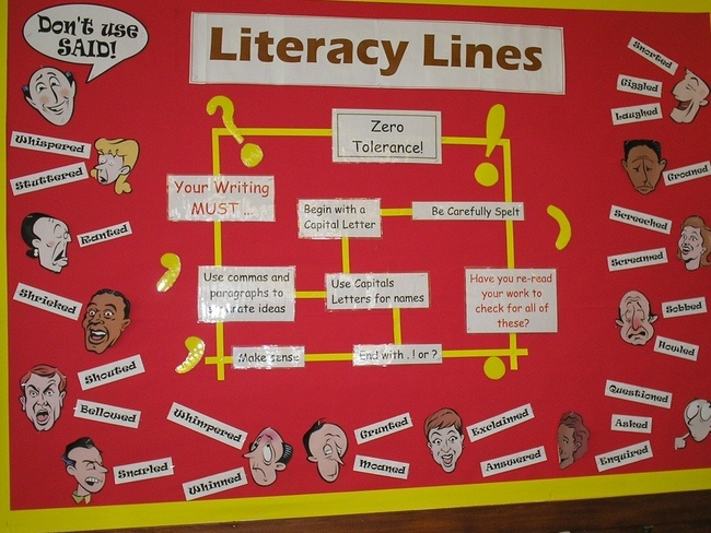Literacy Outdoors