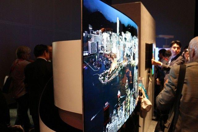 Subţire, flexibil şi transparent defineşte ecranul prezentat de LG