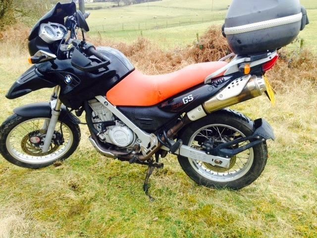 BMW GS For Sale UK: BMW F650 GS 2005