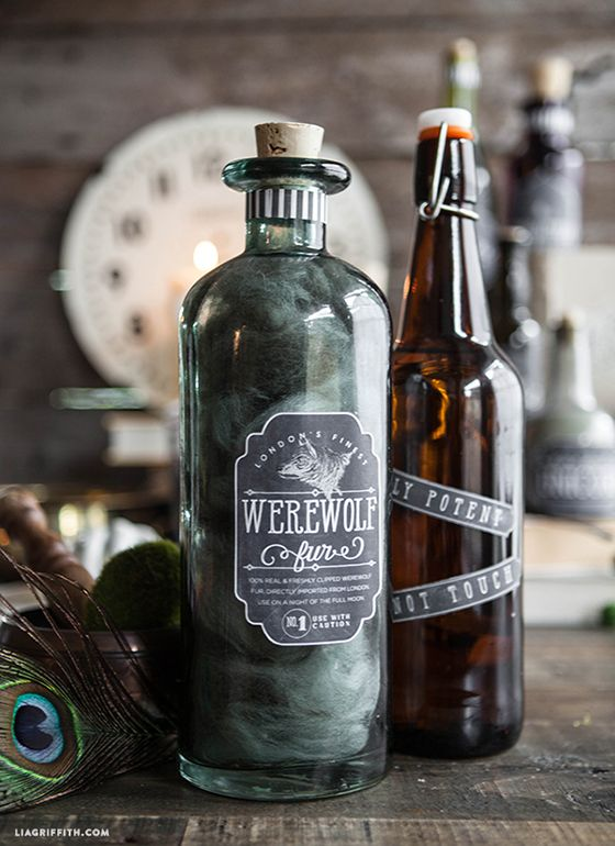 17 Best Images About Potion Bottles On Pinterest