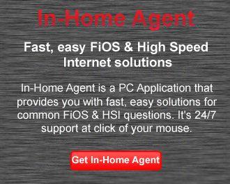 Verizon Broadband Speed Test