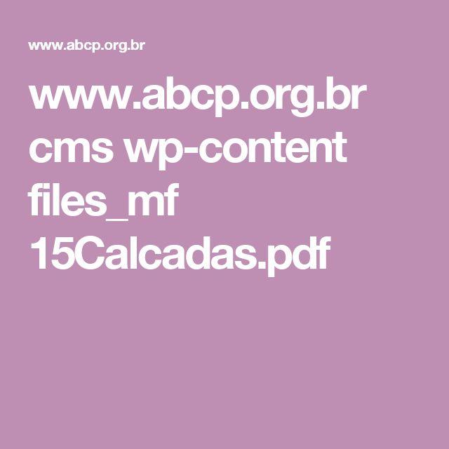 www.abcp.org.br cms wp-content files_mf 15Calcadas.pdf