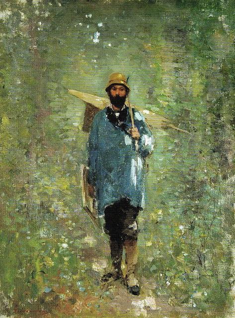 Nicolae Grigorescu (Romania 1838-1907)