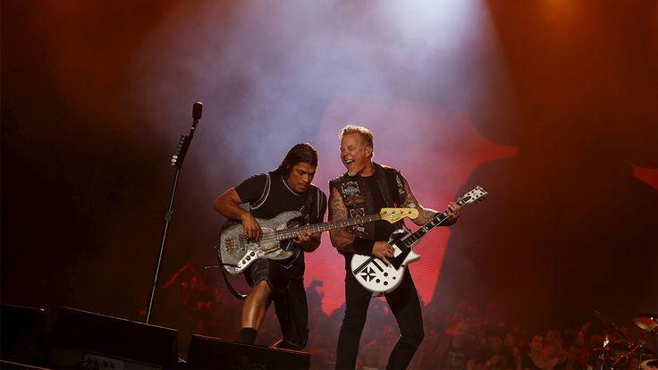 FOX NEWS: Metallica announces whiskey brand launch