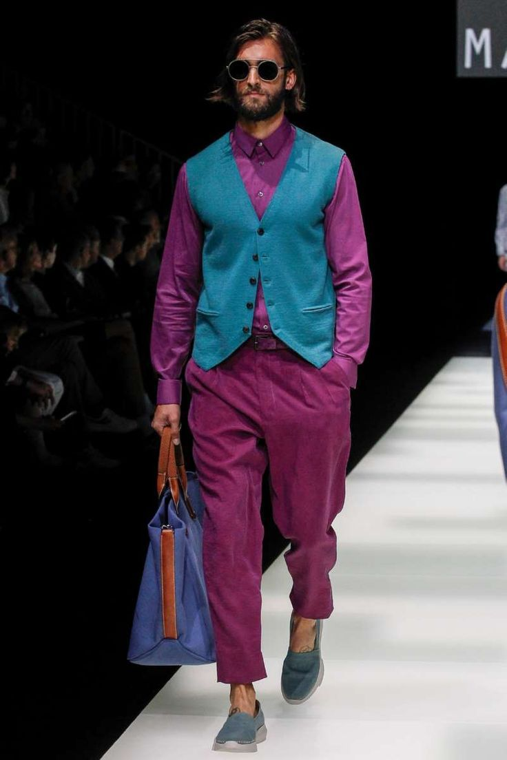 Giorgio Armani Spring-Summer 2018 – Milan Fashion Week –